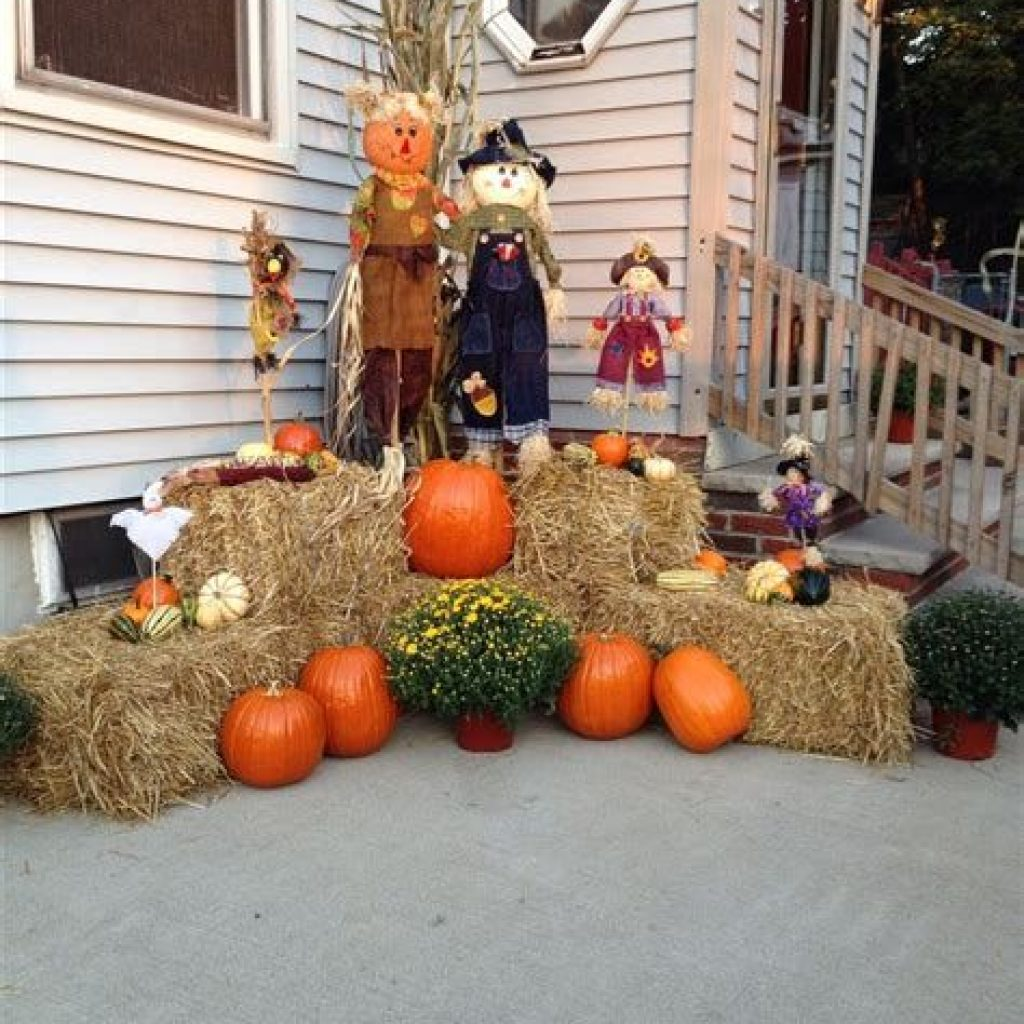 Amazing Outdoor Fall Decoration Youll Love 31