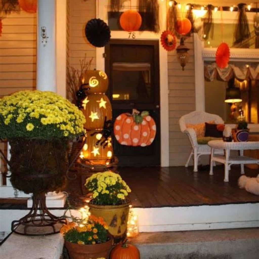 Amazing Outdoor Fall Decoration Youll Love 41