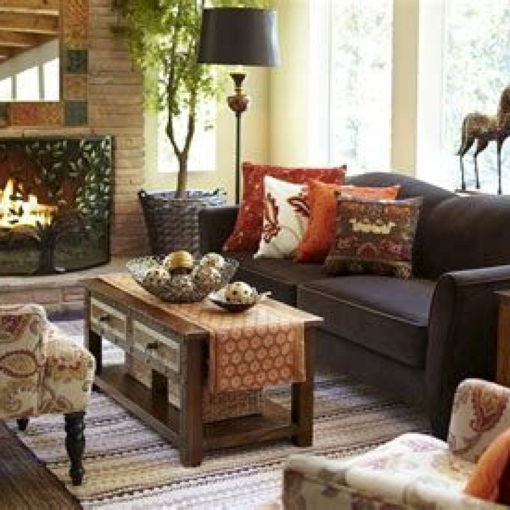 Awesome Fall Home Decoration For Your Interior 05