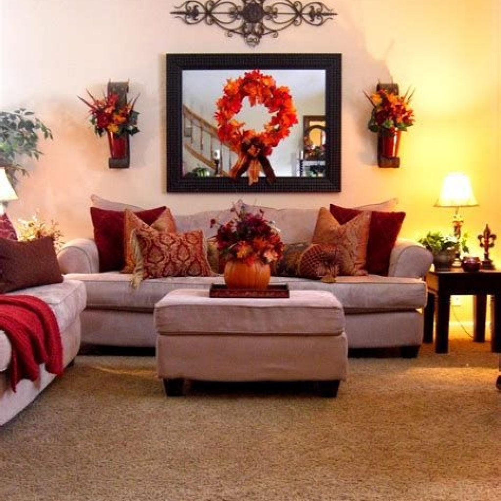 Awesome Fall Home Decoration For Your Interior 06