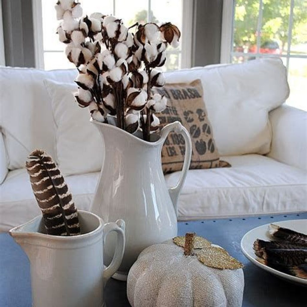 Awesome Fall Home Decoration For Your Interior 07