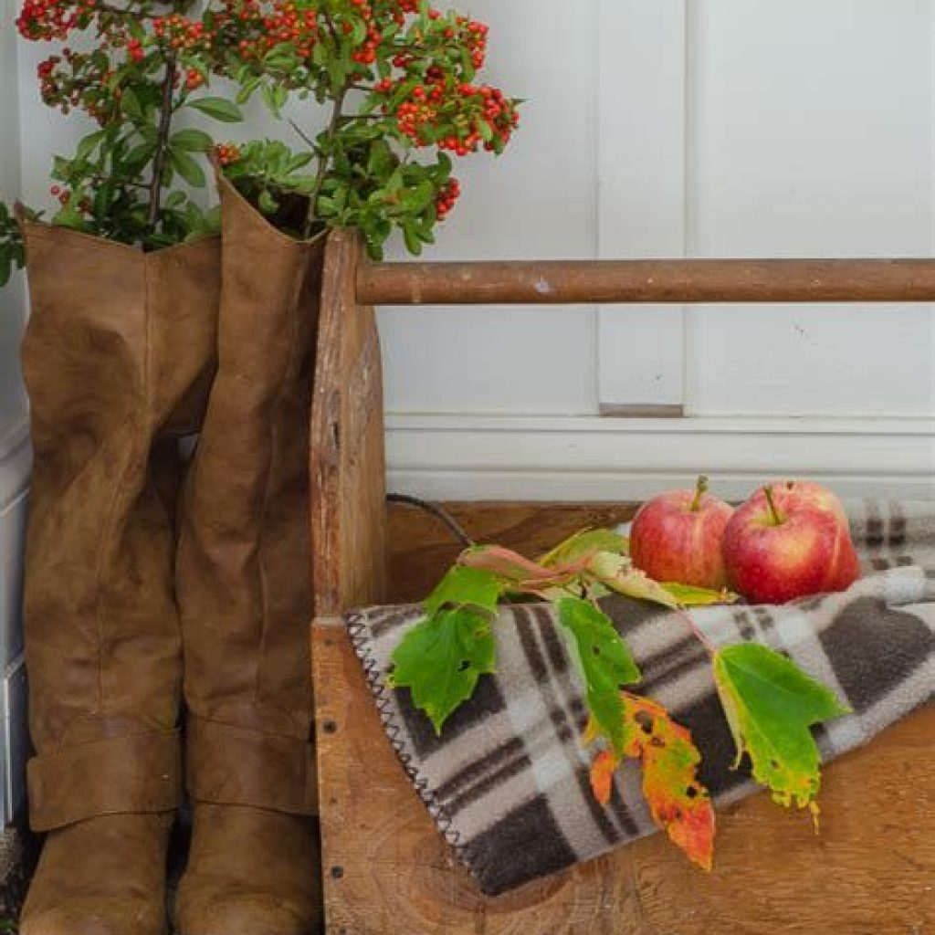 Awesome Fall Home Decoration For Your Interior 08