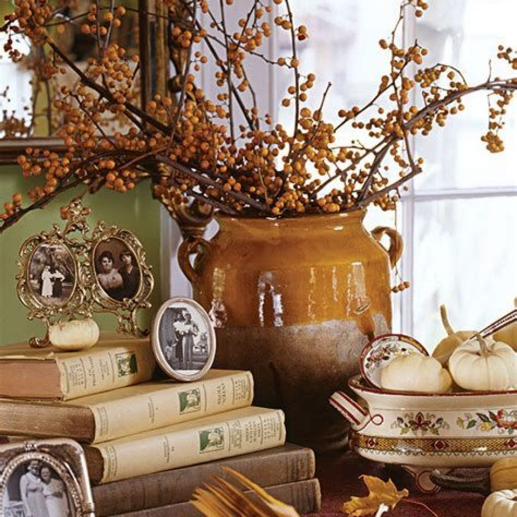 Awesome Fall Home Decoration For Your Interior 11