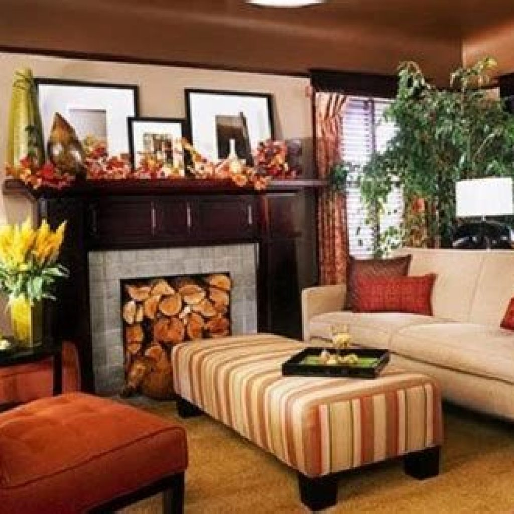 Awesome Fall Home Decoration For Your Interior 13