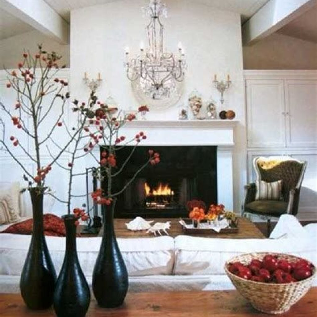 Awesome Fall Home Decoration For Your Interior 16
