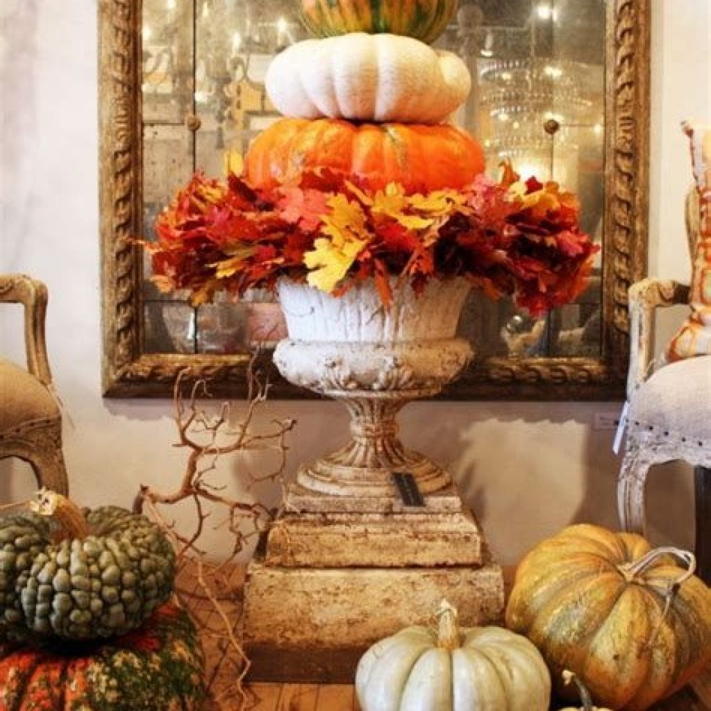 Awesome Fall Home Decoration For Your Interior 20