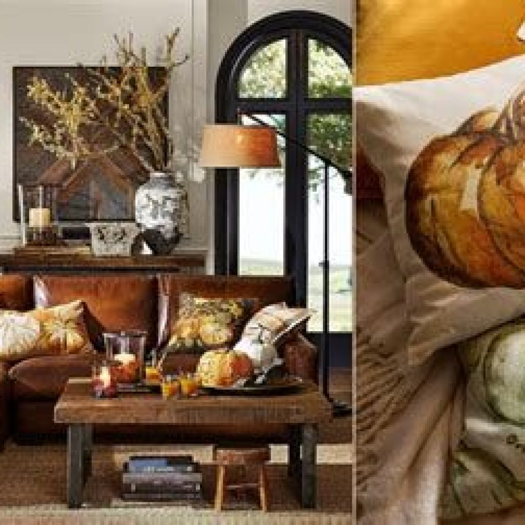 Awesome Fall Home Decoration For Your Interior 22
