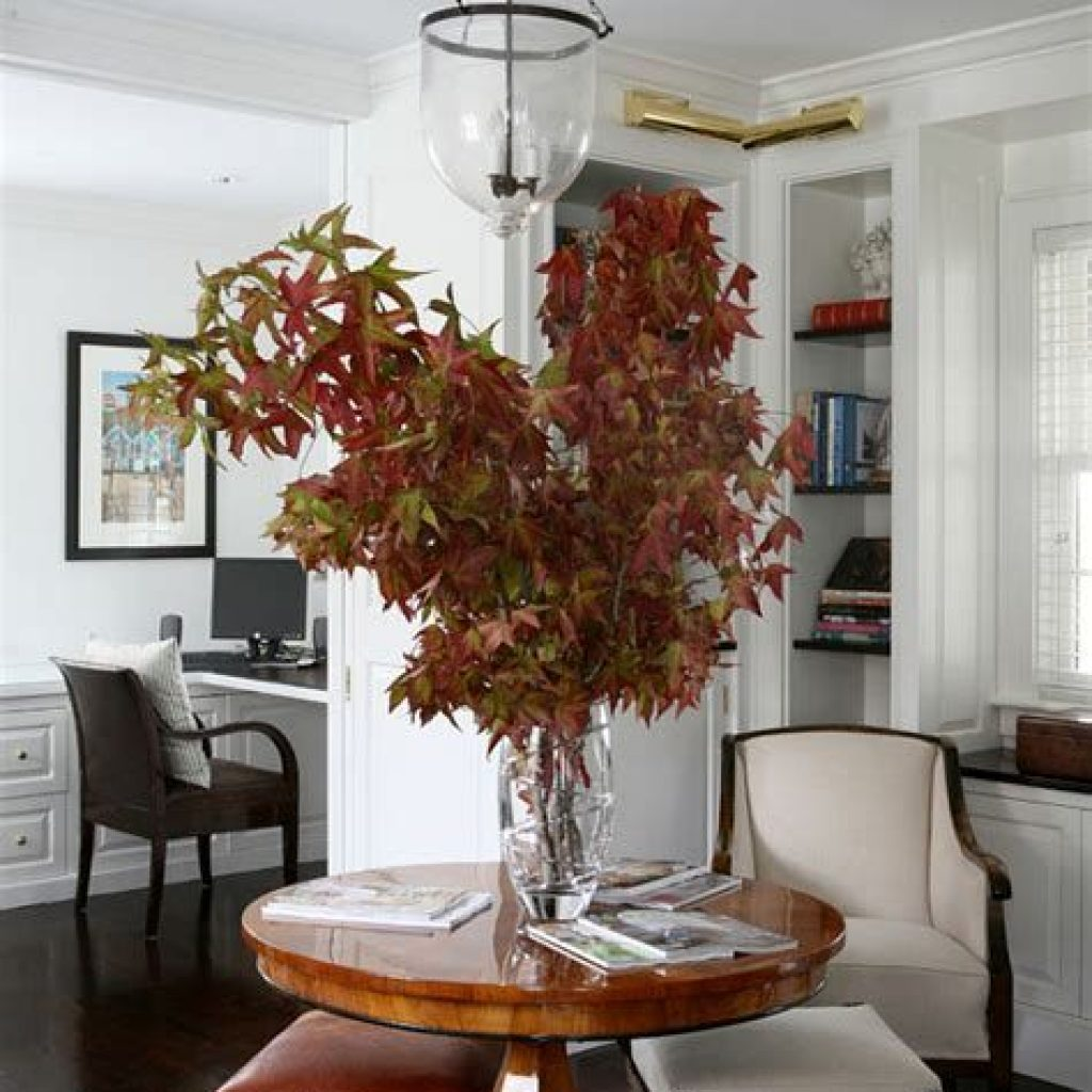 Awesome Fall Home Decoration For Your Interior 23