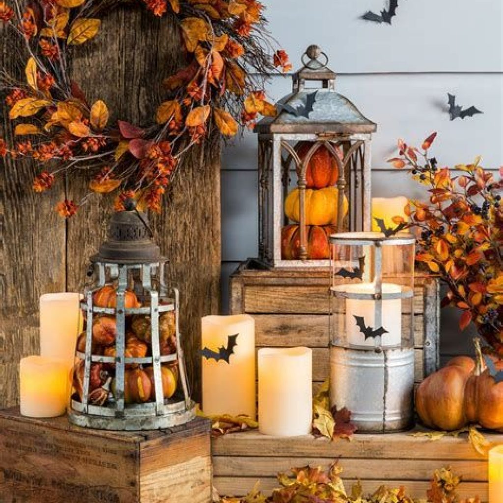 Awesome Fall Home Decoration For Your Interior 24