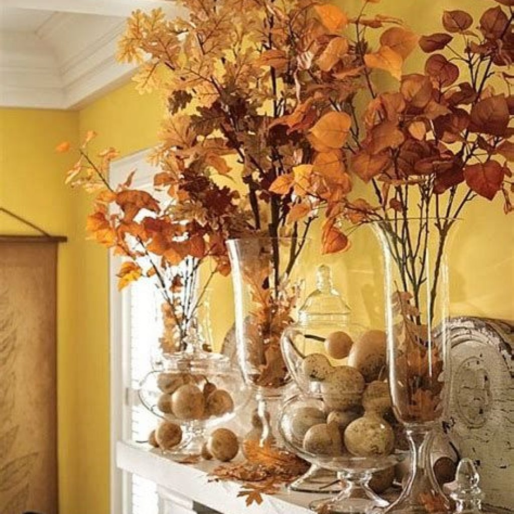 Awesome Fall Home Decoration For Your Interior 28