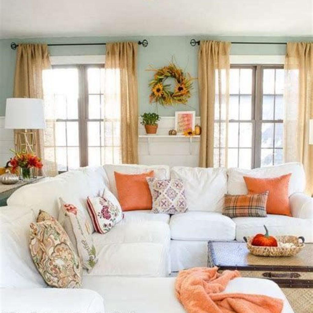 Awesome Fall Home Decoration For Your Interior 30