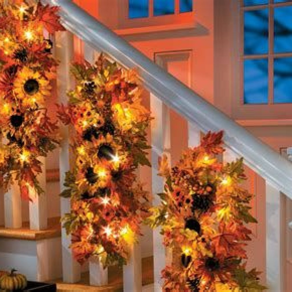 Awesome Fall Home Decoration For Your Interior 39