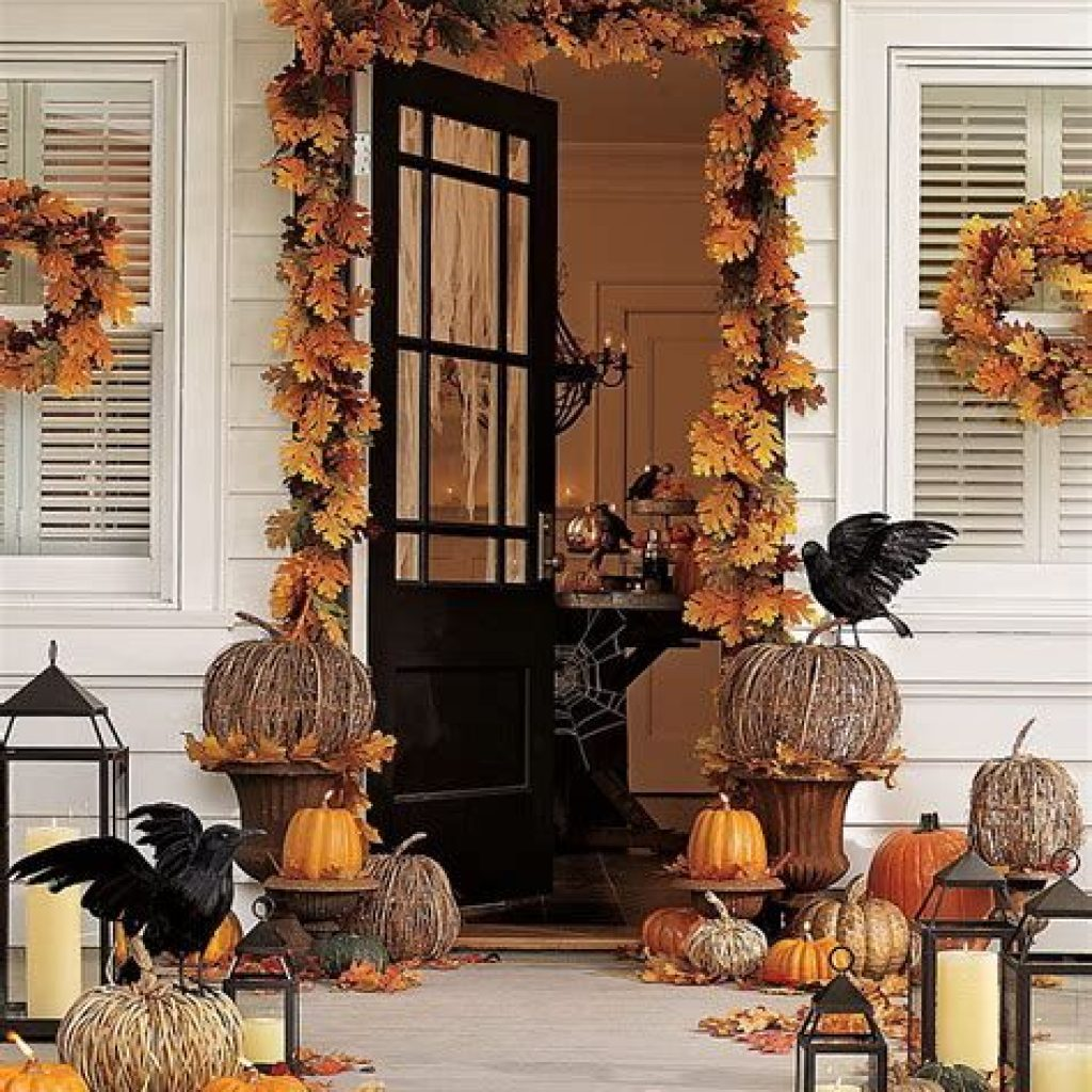 Awesome Fall Home Decoration For Your Interior 41