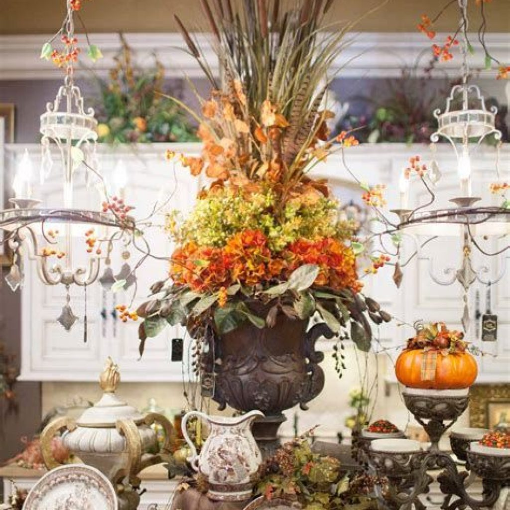 Creative Fall Decorating For Your Home Interior 02