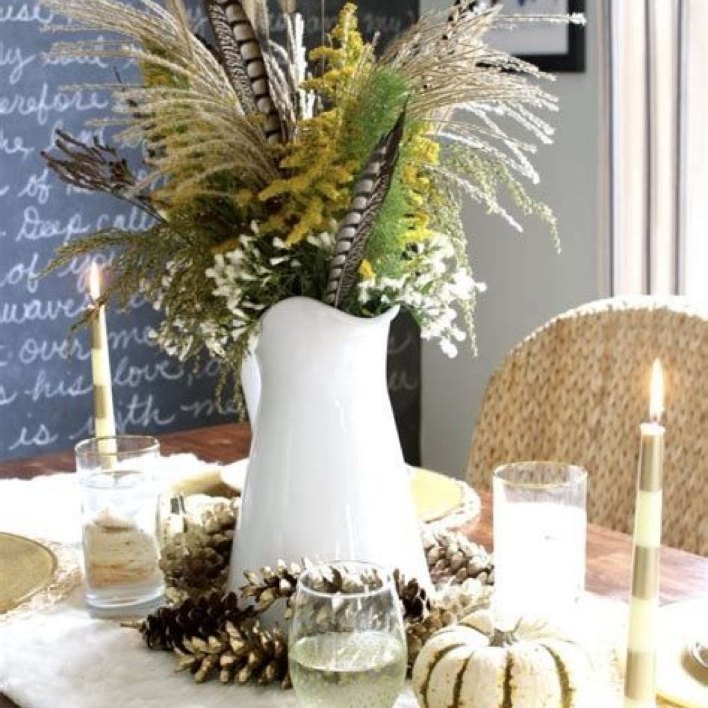 Creative Fall Decorating For Your Home Interior 05