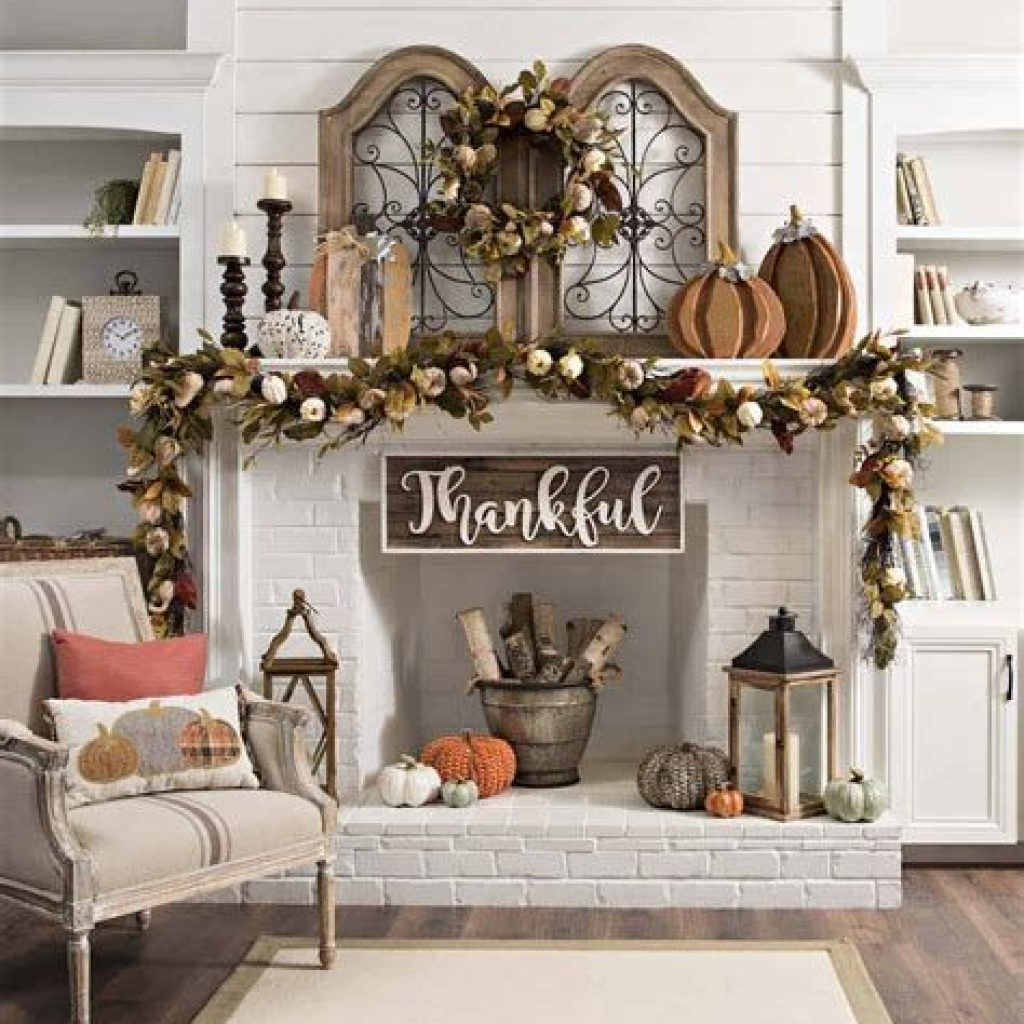Creative Fall Decorating For Your Home Interior 21