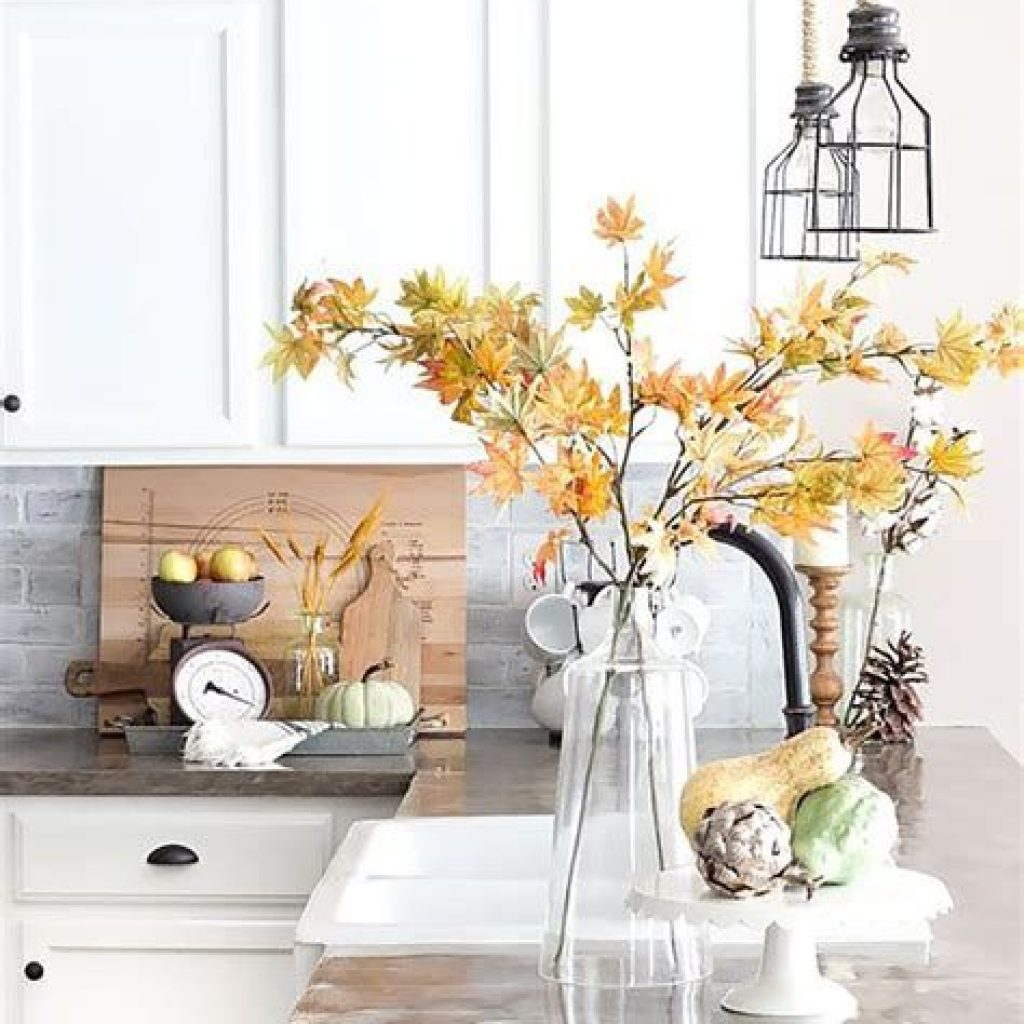 Creative Fall Decorating For Your Home Interior 22