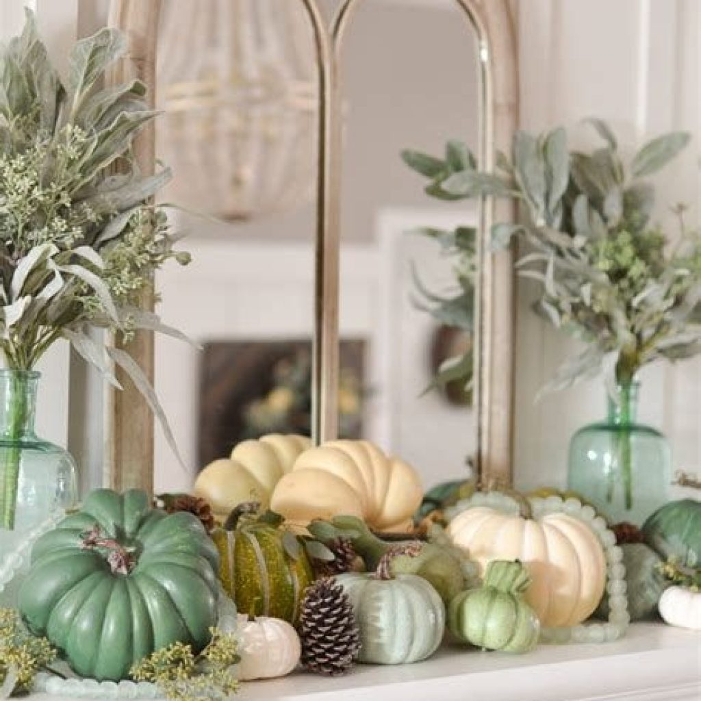 Creative Fall Decorating For Your Home Interior 24