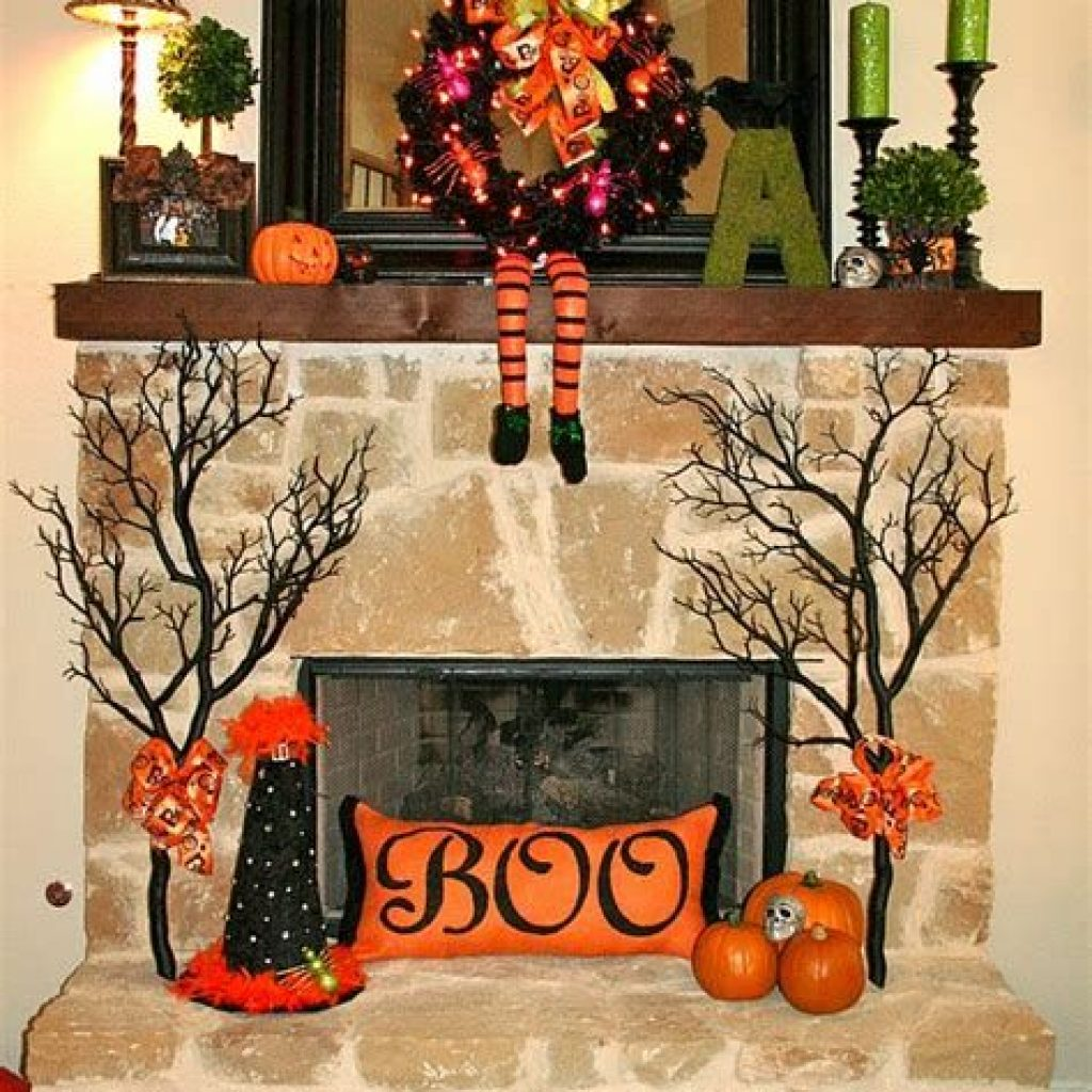 Creative Fall Decorating For Your Home Interior 26