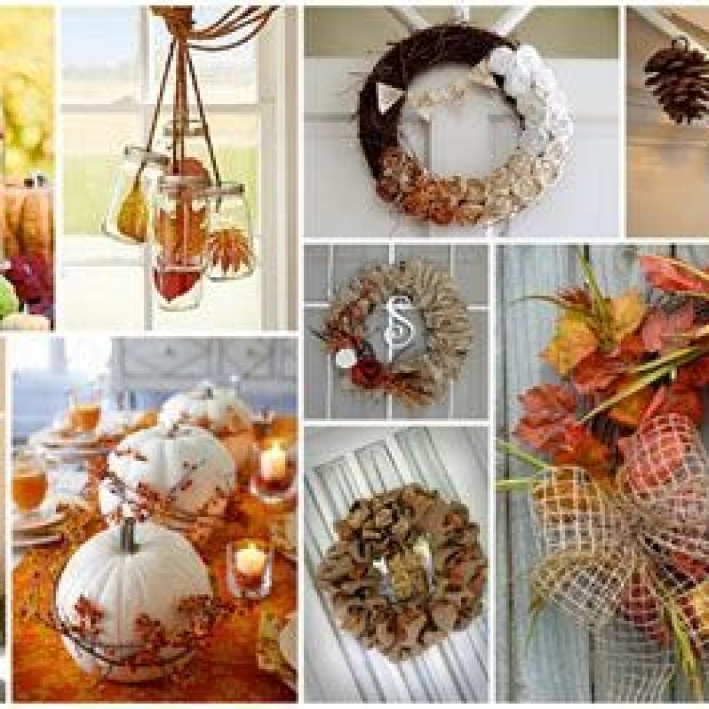 Creative Fall Decorating For Your Home Interior 29