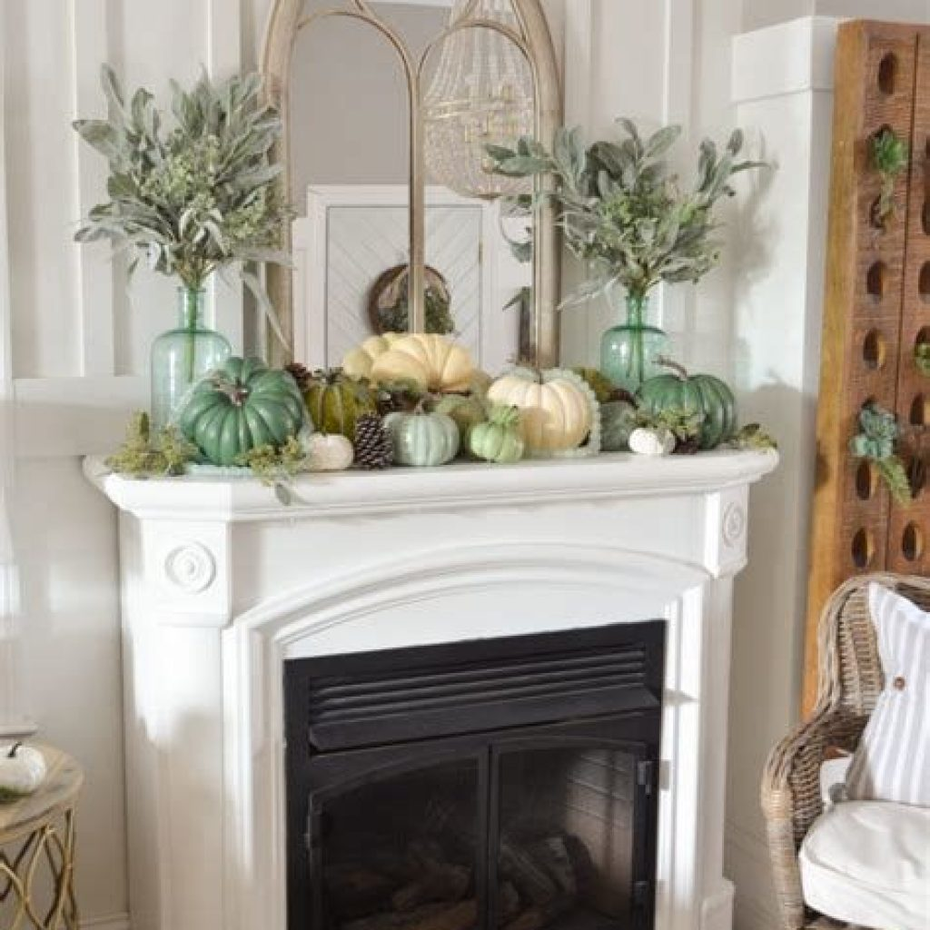 Creative Fall Decorating For Your Home Interior 33