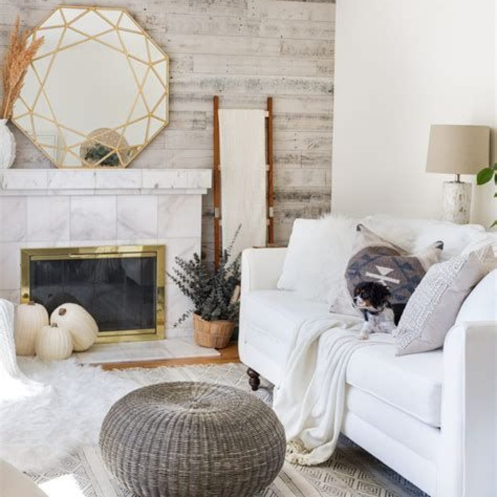 Creative Fall Decorating For Your Home Interior 35