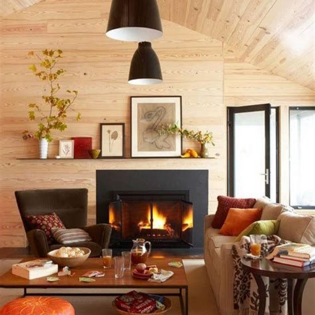 Creative Fall Decorating For Your Home Interior 36