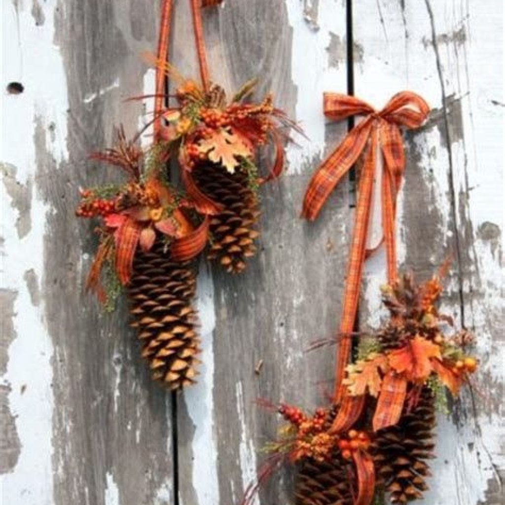 Easy Outdoor Fall Decoration To Inspire Yourself 09