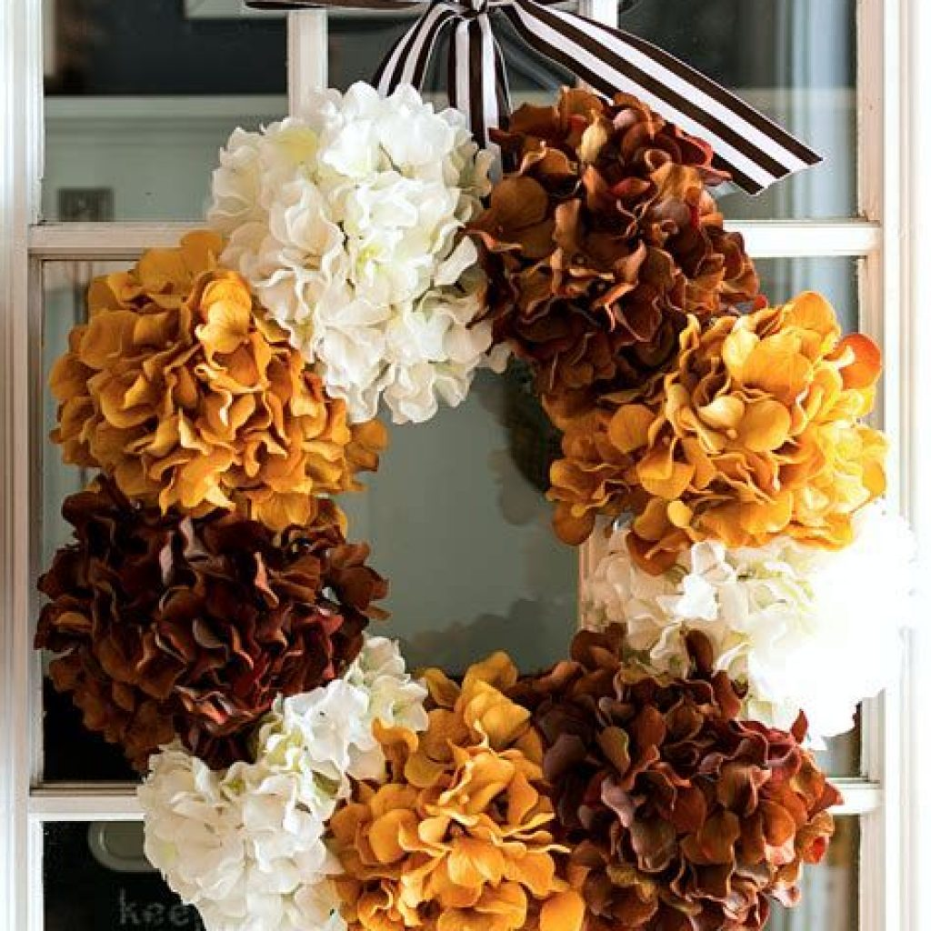 Easy Outdoor Fall Decoration To Inspire Yourself 18