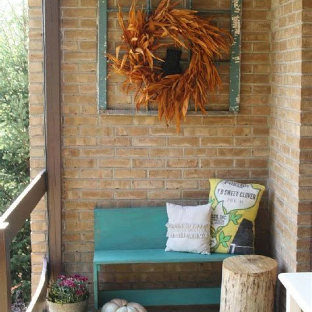 Easy Outdoor Fall Decoration To Inspire Yourself 22