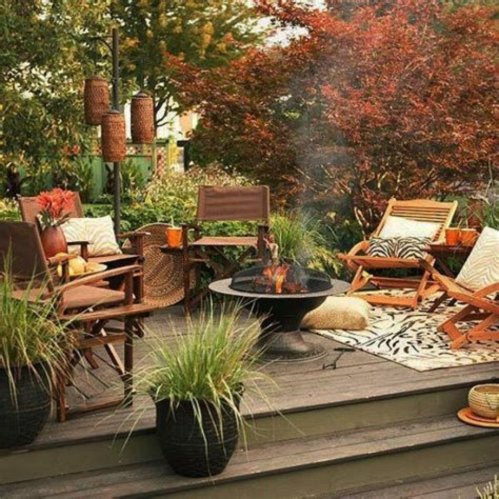 Easy Outdoor Fall Decoration To Inspire Yourself 37