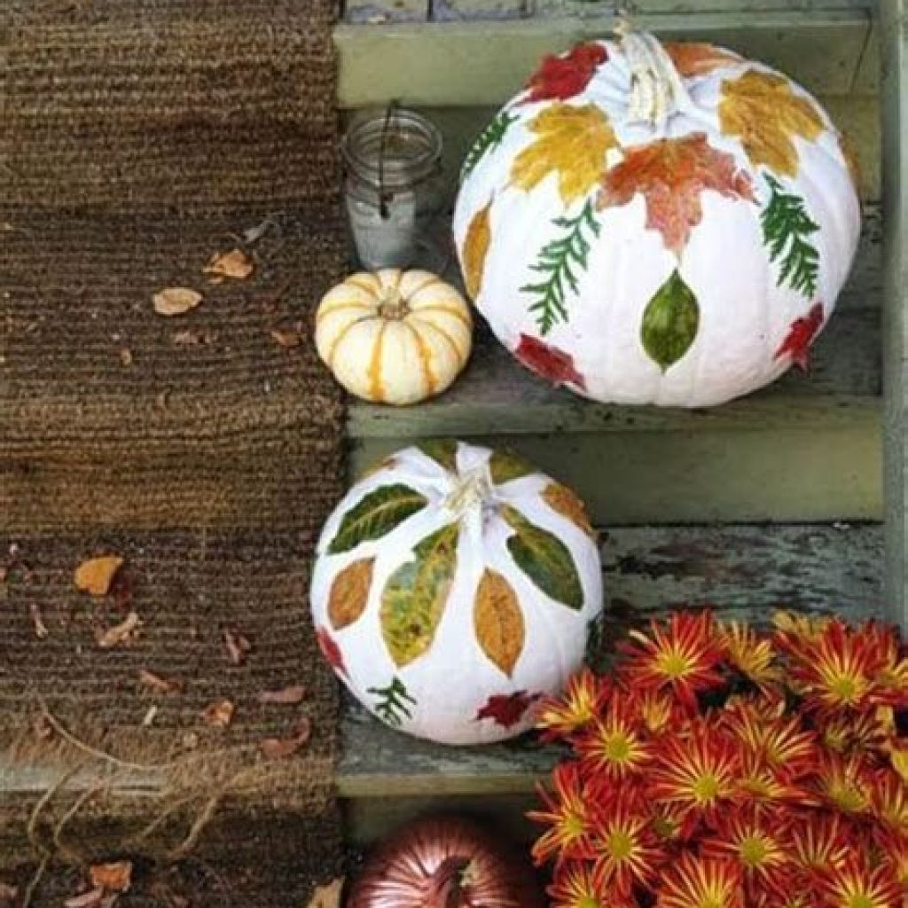 Fancy Diy Fall Craft Ideas To Bring Autumn To Your Home 02