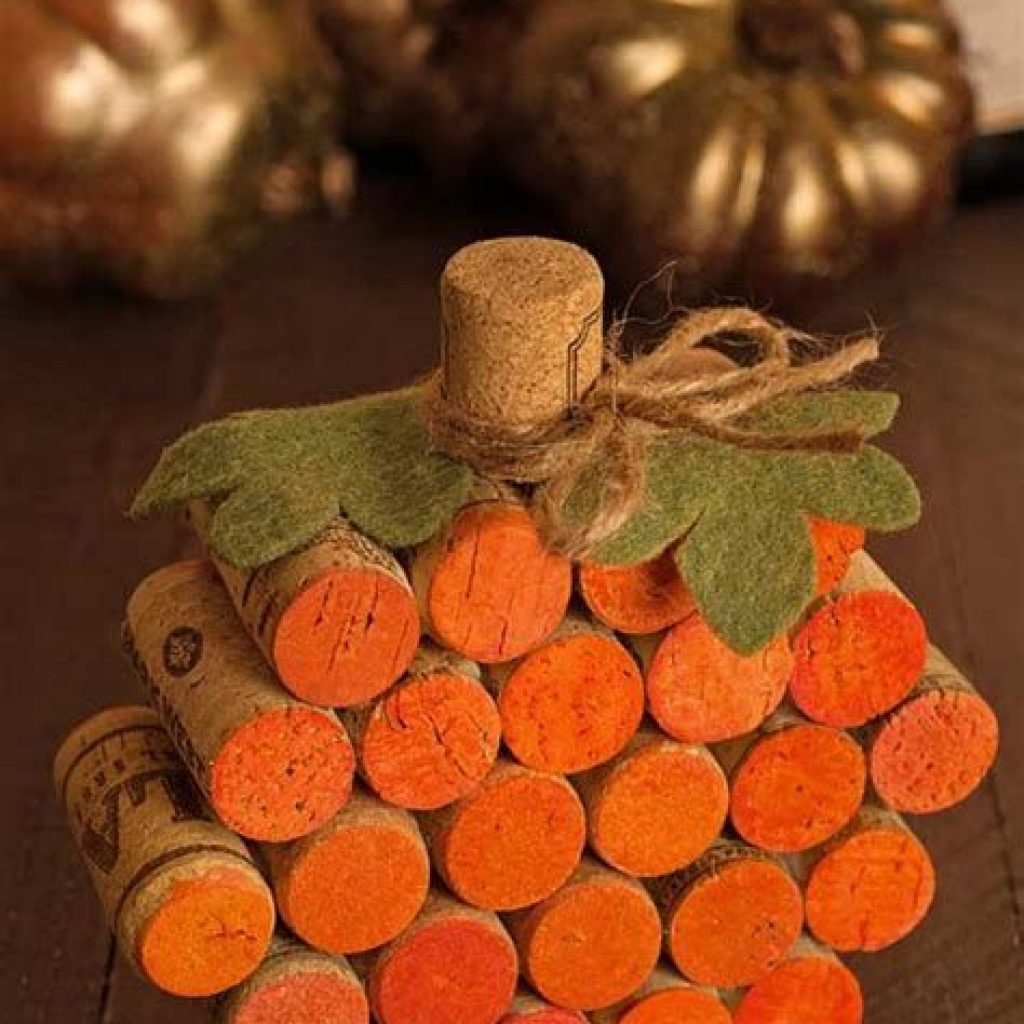 Fancy Diy Fall Craft Ideas To Bring Autumn To Your Home 04