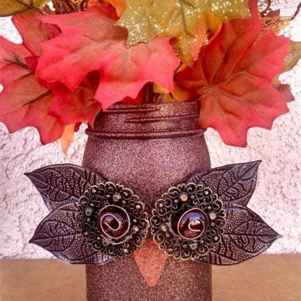 Fancy Diy Fall Craft Ideas To Bring Autumn To Your Home 06