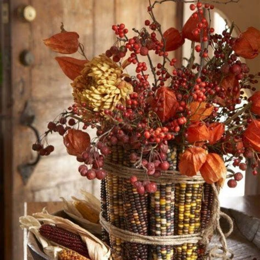 Fancy Diy Fall Craft Ideas To Bring Autumn To Your Home 12