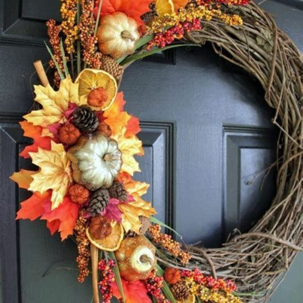 Fancy Diy Fall Craft Ideas To Bring Autumn To Your Home 17