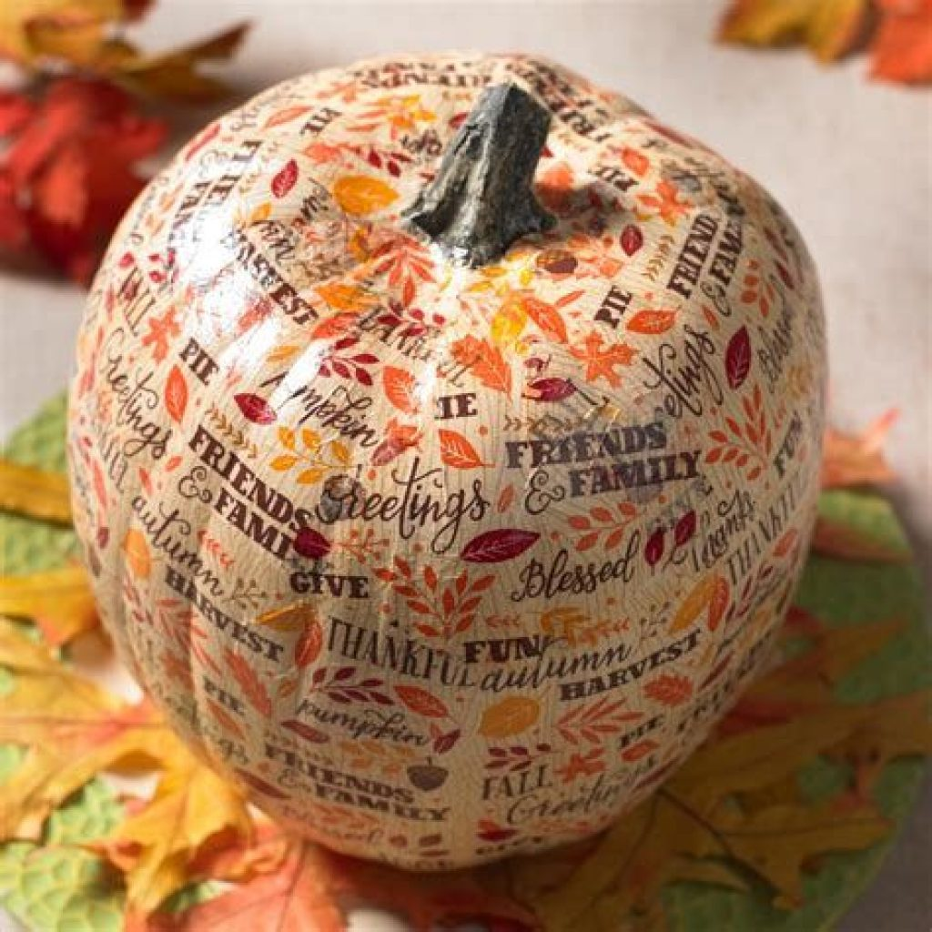 Fancy Diy Fall Craft Ideas To Bring Autumn To Your Home 26