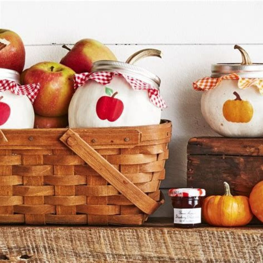 Fancy Diy Fall Craft Ideas To Bring Autumn To Your Home 27