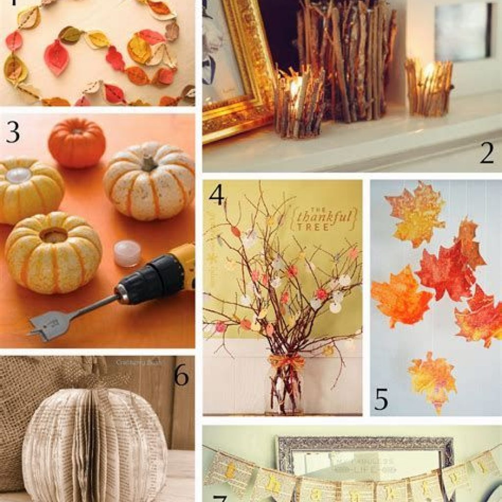 Fancy Diy Fall Craft Ideas To Bring Autumn To Your Home 29