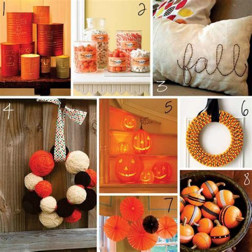 Fancy Diy Fall Craft Ideas To Bring Autumn To Your Home 31