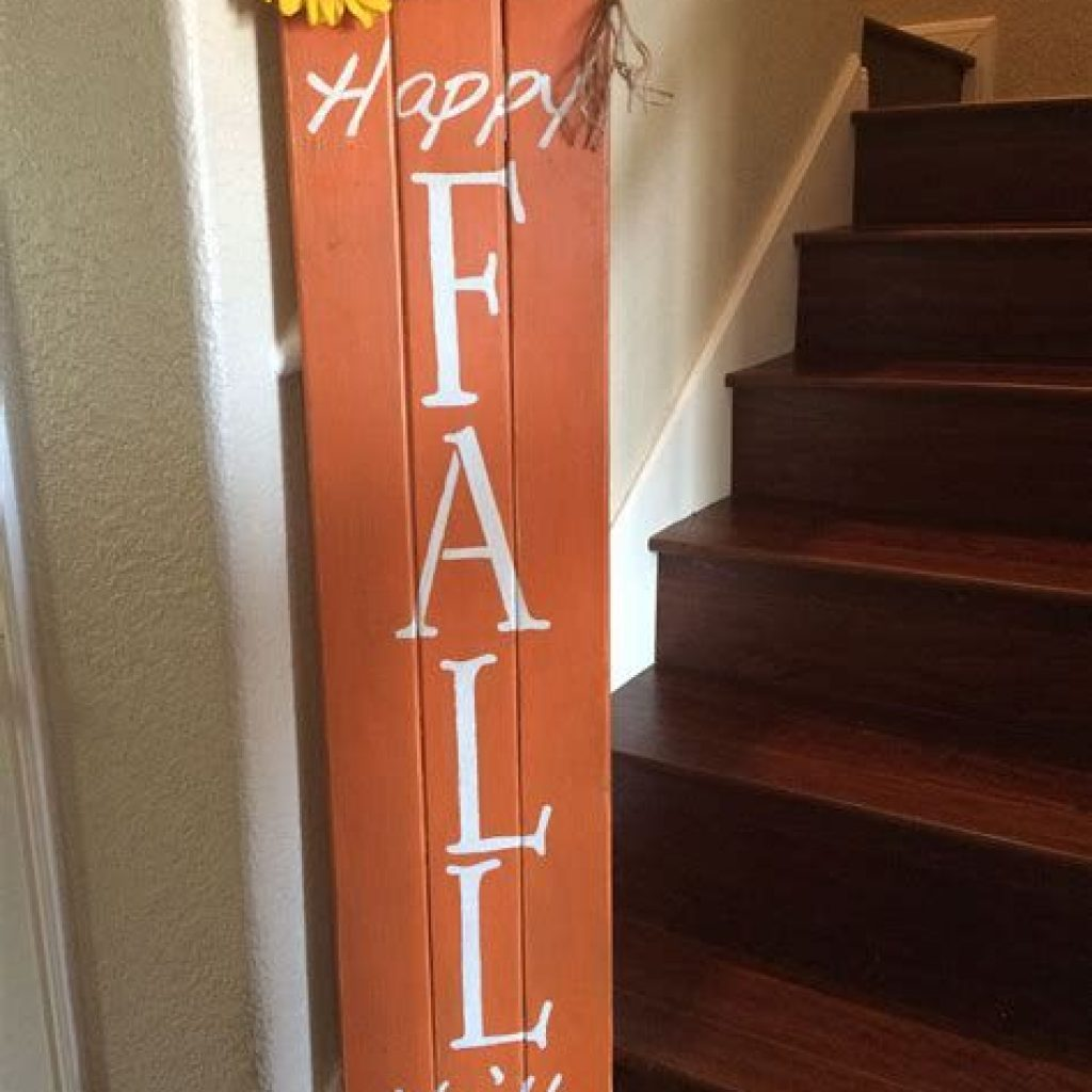 Fancy Diy Fall Craft Ideas To Bring Autumn To Your Home 33