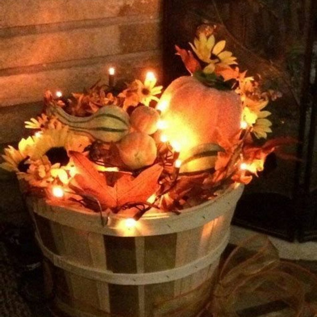 Fancy Diy Fall Craft Ideas To Bring Autumn To Your Home 34