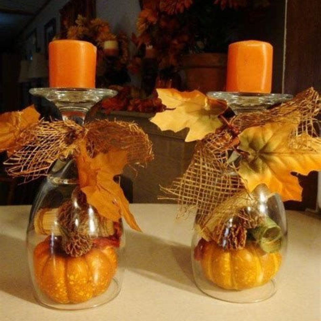 Fancy Diy Fall Craft Ideas To Bring Autumn To Your Home 36