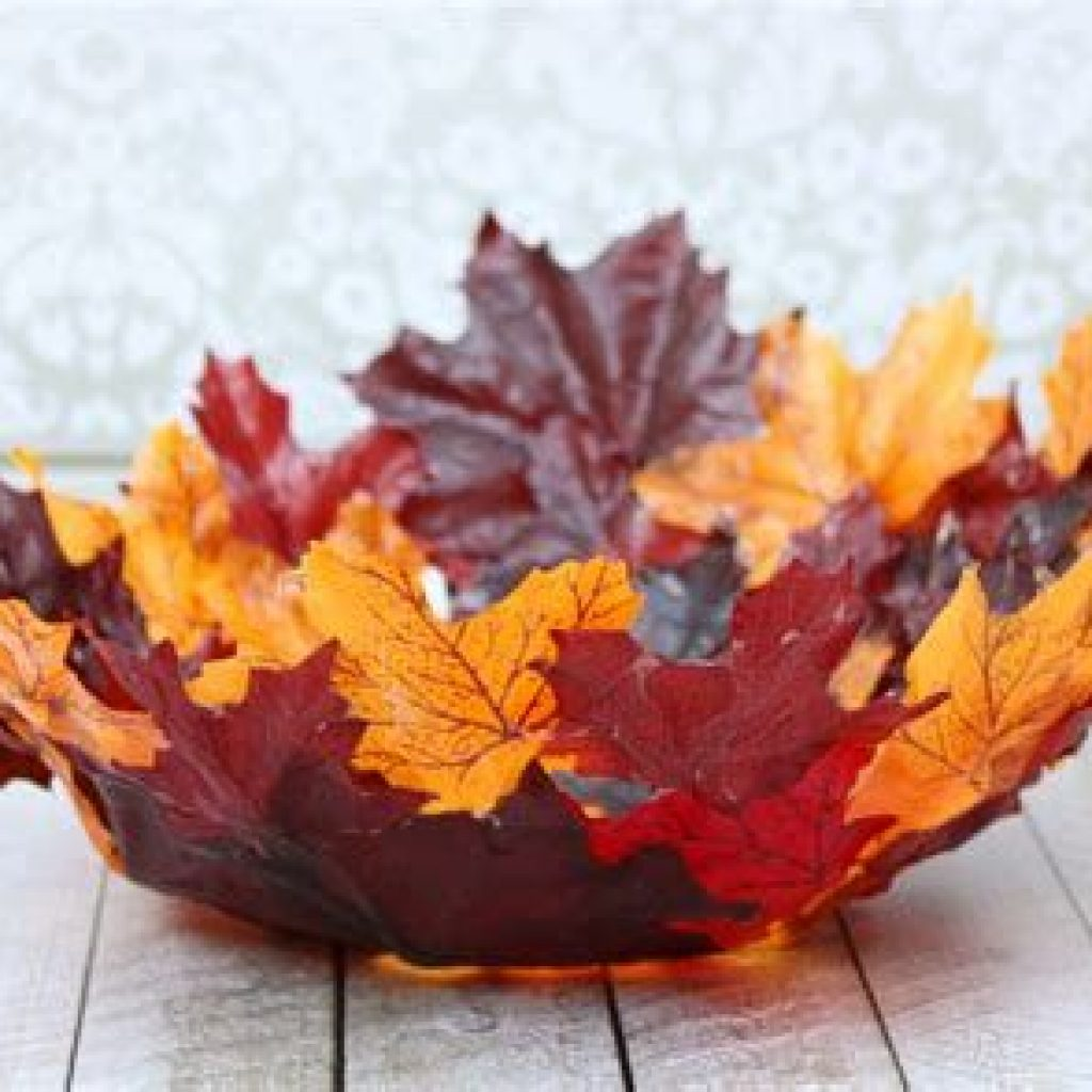 Fancy Diy Fall Craft Ideas To Bring Autumn To Your Home 37