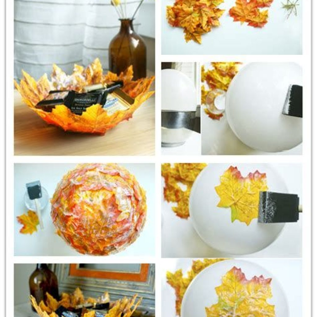 Fancy Diy Fall Craft Ideas To Bring Autumn To Your Home 38