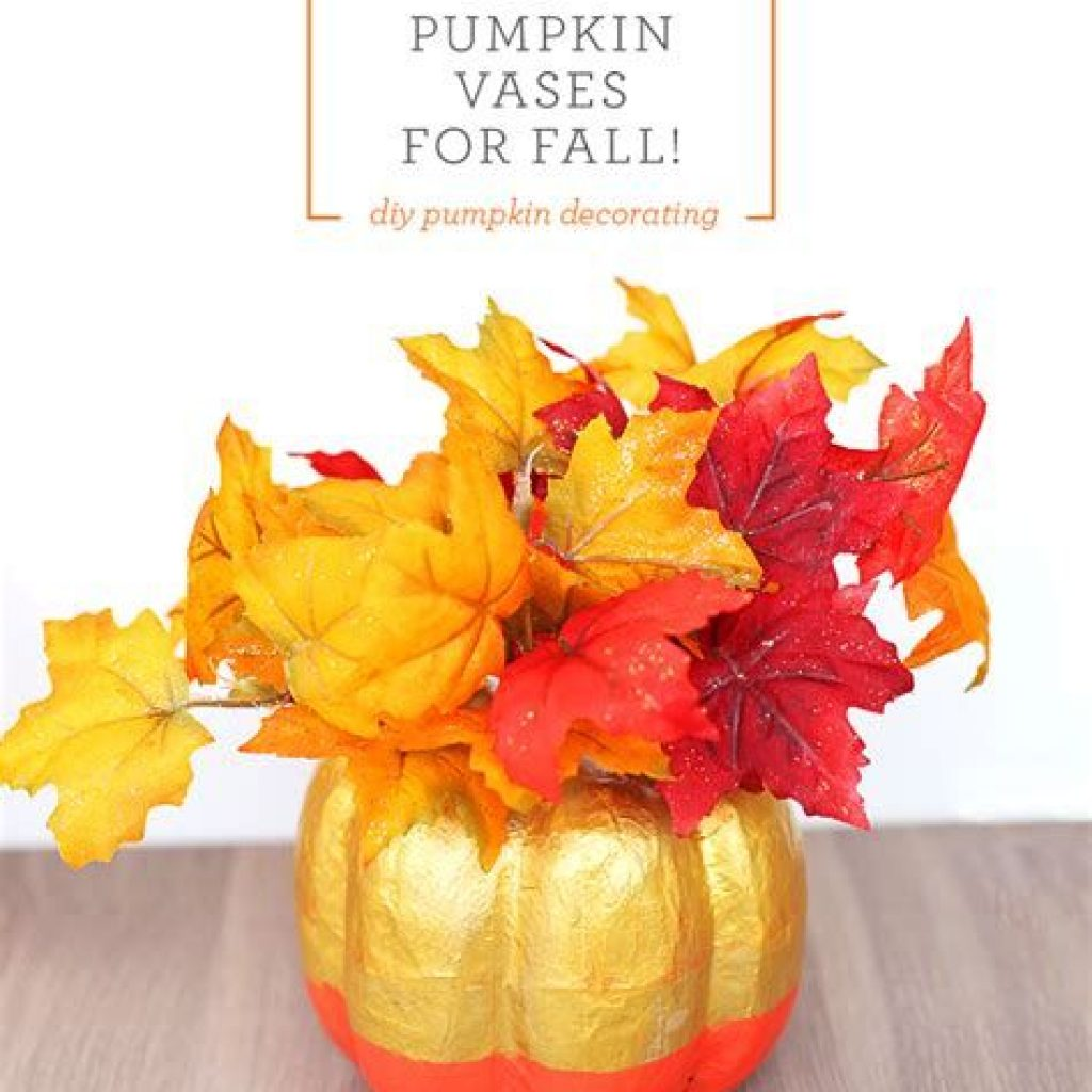Fancy Diy Fall Craft Ideas To Bring Autumn To Your Home 42