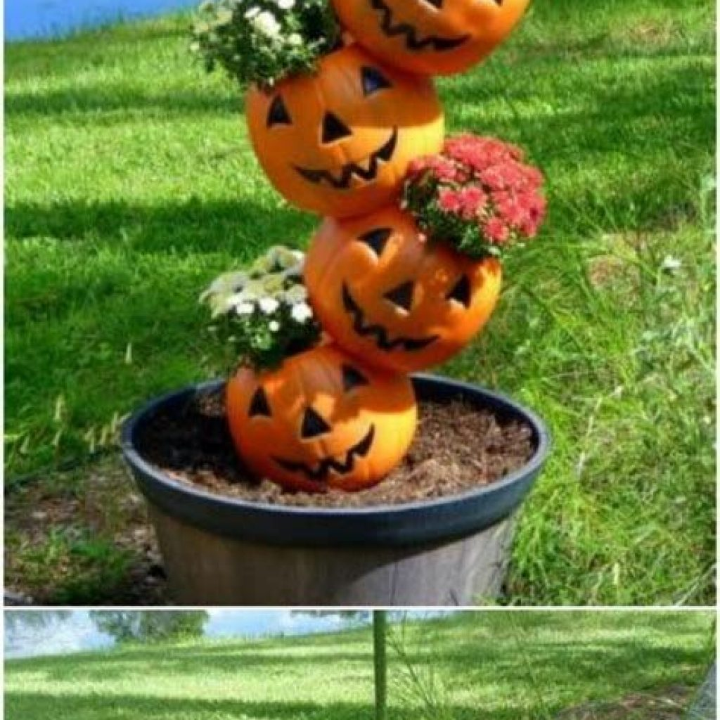Fantastic Backyard Decoration For Fall This Year 22