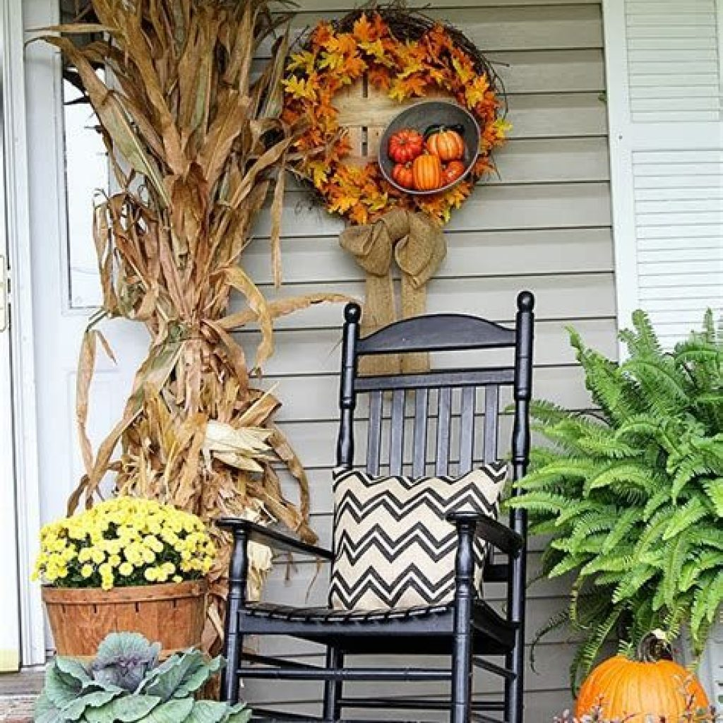 Fantastic Backyard Decoration For Fall This Year 28