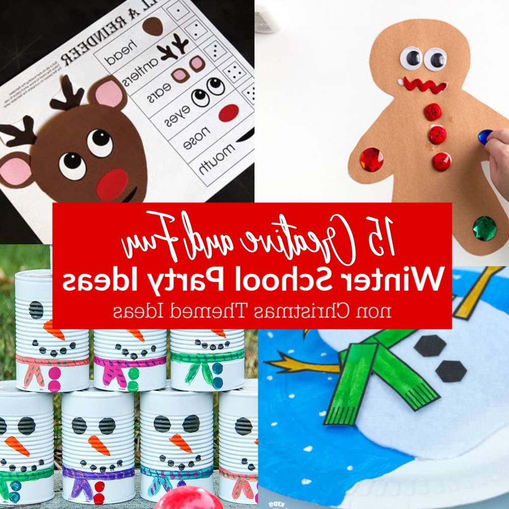 15 Winter Class Party Ideas For Kids Non Christmas Theme