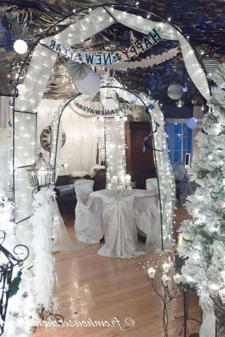 16 Elegant Winter Wonderland Party Ideas Entertaining Diva